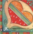 Paquete de servilletas Coraz�n - Paquete de servilletas decorativas, Coraz�n de colores