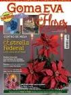 Revista flores de goma eva n� 4 - Revista de flores con goma eva, explicaciones paso a paso