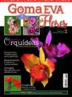 Revista flores de goma eva n� 2 - Revista de flores con goma eva, explicaciones paso a paso