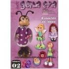 Revista goma eva, Fofuchas N� 2 - Revista Goma eva, Fofuchas N� 2