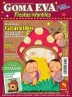 Revista goma eva, caracolitos - Revista de goma eva caracolitos