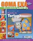 Revista goma eva, Tortuga - Revista de goma eva country