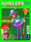 Revista goma eva, Brujita - Revista de goma eva, brujita