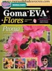 Revista flores de goma eva, 2014 N� 3 - Revista de goma eva, Flores.