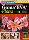 Revista flores de goma eva, 2014 N� 4 - Revista de flores con goma eva, n� 4 del 2014