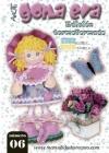 Revista goma eva, Fofuchas N� 6 - Revista de goma eva, Fofuchas N� 6