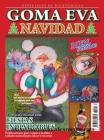 Revista goma eva, Navidad - Revista de goma eva con motivos de navidad