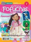 Revista goma eva, Mu�ecas fofuchas  - Revista de goma eva, Mu�ecas fofuchas