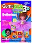 Revista mu�ecos 3D, Fofuchas N� 4 - Revista de mu�ecas con goma eva, Mu�ecas 3d N� 4