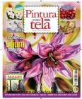 Revista de pintura sobre tela 2013. N�2 - Revista pintar sobre tela, lilium