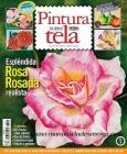 Revista de pintura sobre tela 2013. N�1 - Pintar tela colecci�n 2013, N� 1 Rosa Rosada