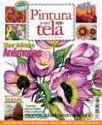 Revista de pintura sobre tela 2013, N�4 - Revista pintar en tela colecci�n 2013 N� 4