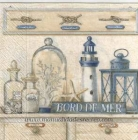 Paquete de servilletas Bord de Mer - Paquete de servilletas, Bord de mer