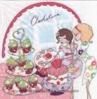 Paquete de servilletas Chocolatería - Paquete de servilletas decorativas, Chocolatería.