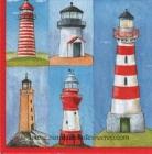 Paquete de servilletas Faro - Paquete de servilletas decorativo, Faro