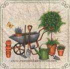 Paquete de servilletas Jardiner�a - Paquete de servilletas Decorativas, Jardiner�a