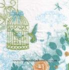 Paquete de servilletas Jaula - Paquete de servilletas decorativas, Jaula