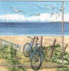 Paquete de servilletas Playa - Paquete de servilletas decorativas, Playa