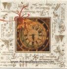 Paquete de servilletas  Reloj - Paquete de servilletas decorado, Reloj