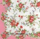 Paquete de servilletas Florecillas - Paquete de servilletas decorativas, florecillas