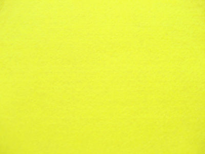 Fieltro Amarillo 45cm x 30cm x 1mm de grosor