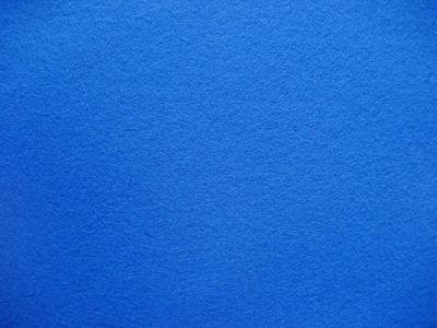 Fieltro Azul fuerte  45cm x 30cm x 1mm de grosor -