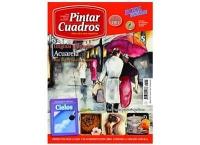 Revista pintar cuadros, Acuarela -