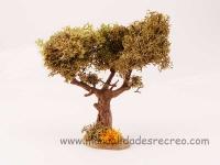 Árbol para maquetas - Árbol en miniatura para maquetas