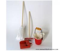 Artículos de limpieza - Juego de artículos de limpieza