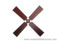 Aspas Molino - Aspas para molino en miniatura