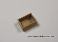 Barquilla de madera