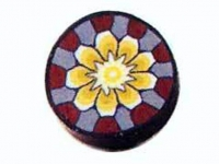 Barra millefiori flor-celdas -