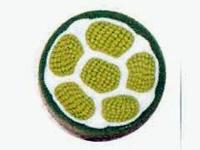 Barra millefiori polen