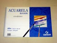 Block acuarela Basik A3 -