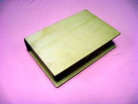 Caja libro -