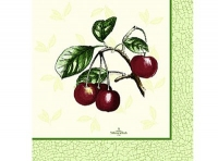 Paquete servilletas Cerezas - Paquete de servilletas decorativas