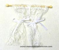 Cortinas  - Juego de cortinas en miniatura