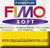 Pastilla Fimo Nº16 Amarillo oro - fimo soft, Pastilla de 56g Nº 16 Amarillo tornasol