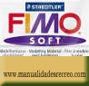 Pastilla Fimo Nº70 Arena - fimo soft, Pastilla de 56g Nº 70 Arena