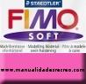 Pastilla Fimo Nº22 Magenta