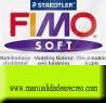 Pastilla Fimo Nº50 Verde lima - fimo soft, Pastilla de 56g Nº 50 Verde manzana