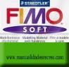 Pastilla Fimo Nº53 Verde menta