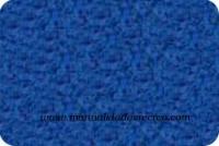 Goma eva toalla, Azul - Goma eva toalla, color azul. 60cm x 45cm
