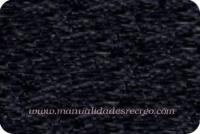 Goma eva toalla, Negra - Goma eva toalla, color negro. 60cm x 45cm