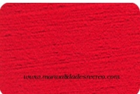 Goma eva toalla, Roja - Goma eva toalla, color roja. 60cm x 45cm