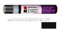 Gutta negra  25ml Marabu