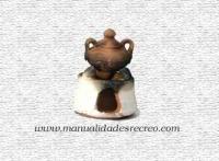 Hornillo de barro - Horno de ceramica