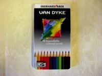 Lápices Acuarelables 12 colores -