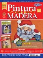 Revista de pintura sobre madera. Nº 8 2008