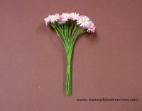Z010 Margaritas rosas - Manojo de margaritas